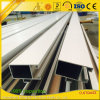 Custom Powder Coated Anodized Aluminum Extrusion Window and Door Profile