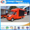Hight Brightness Outdoor Display LED Mobile Advertising Truck