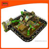 Educational Attractive Soft Naughty Castle Indoor Playground Maze