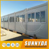 Container House Flat Pack Prefabricated Modular Home for Sale (SU-C124)