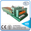 Innovative Normal Arc Glazed Corrugated Roof Roll Forming Machinery