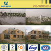Low Price Long Life Span Light Steel Structure Villa
