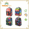 Custom Small Tote Printed Insulated Foldable Cooler Bag for Wine