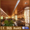 Eco Friendly Fireproof Siding WPC Wall Ceiling Foshan Supplier