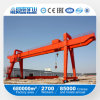 China Professional Wireless Remote Control Gantry Crane and Crane Price