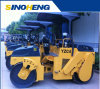 Hot Selling Double Drum Vibratory Road Machine Roller 4 Ton