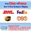UPS Express Shipping From China to France
