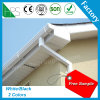 PVC Pipe Fitting Plastic Products Rain Gutter