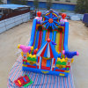 Clown Theme Giant Combo Bouncy Castle with Slide
