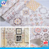 New Chinese Personality Flower Tile Tattoo Name Family Wind Nonwovens Wallpaper Home Decoration Bedroom Living Room TV Background Wallpaper