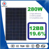 Residential Yingli TUV Yge 12bb Mbb 60 Cell 280W Solar Energy Panel for Car Boat with Solar Charger in Lithuania