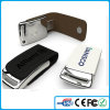 2015 New Design Leather USB Pen Drive with High Quality Speed and Factory Price
