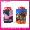 China 3mm Australia Market Foam Beer Can Stubby Holder/Can Cooler with Bottom