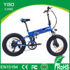 "20"" 48V 500W /1000W Full Suspension Mini Foldable Kids Snow Commuter Electric Fat Bike/Bicycle/E-Bicycle"