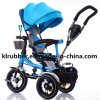 Super Lightweight Colorful Baby Stroller Folding Easily