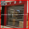 Polycarbonate See-Through Rolling Door, See-Throught Roller Shutters (ST--004)
