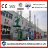 2 Tons Double Cages High Speed Construction Material and Passenger Hoist