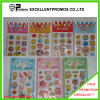 Children Cartoon 3D Sticker with Colorful Logo Embossed (EP-OXY4)
