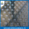 Aluminum Five Bar Treadplate, Checkered Plate