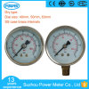 Dial 40mm to 63mm Common Stainless Steel Case Pressure Gauge