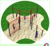 Outdoor Fitness Playground Gym Amusement Children Climbing Outdoor Park Equipment