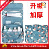 Factory Canvas Cosmetic Bag with Transparent Packaging