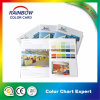 Customized Booking Printing Color Card Brochure for Advertising