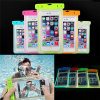 Luminous Glow Waterproof Underwater Mobile Phone Accessories Pouch Bag