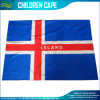 Polyester Iceland Body Flag, Sports Cape, National Iceland Cape Flag (J-NF07F02031)