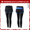 Black and Blue Casual Wear Yoga Pants Wholesale (ELTLI-97)