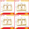 3/4 Inch Zinc Alloy Pin Buckles