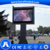 Low Power Consumption P8 SMD3535 LED Street Advertising Screen