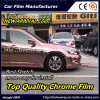 New Color~~Top Quality Glossy Chrome Smart Car Vinyl Wrap Vinyl Film