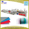 Plastic PC PP Hollow Roofing Sheet/Board Extrusion Machine Line