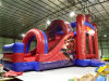 2016 Newly Commercial Inflatable Spider Castle for Kids