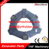 90 a New Type Rubber Coupling for Excavator