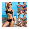 2014 Popular Breathable Bikini Without Strap, Bandeau Top