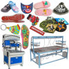 Automatic 3D Mat Dispensing Mold Liquid Silicone Sole Shoe Clothing Logo Soft Plastic Injection Molding PVC Products Label Rubber Patch Keychain Making Machine