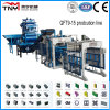 Qt9-15 Full Automatic Concrete Block Making Machine Cement Brick Making Machine for Sale