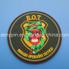 Rubber Military Patch PVC Label