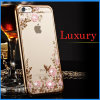 Secret Garden Flower Bling Flora Case for iPhone 7/7plus/6/6s/Plus/5/5se/5c