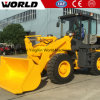 China 4WD Mini Wheel Loader with Bucket for Sale