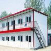 Demountable Prefab Emergency Assemble Steel Structure Housing