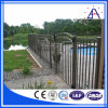 Small Garden Fence, Polished 6063-T5 Aluminum Pool Fence