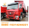 Low Price Best Condition Used HOWO Tipper Dump Turcks with 10 Tires Hot Sale