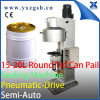 Tailor Made Semi-Automatic 18L 5-Gallon Big Round Pail Can Making Sealing Machine