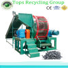 Durable Double Shafts Waste Tire Shredder