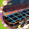 Trampoline Gym Dodgeball Toys Naughty Castle Indoor Palyground Project