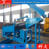 Portable Mobile Gold Wash Mine Trommel Machine