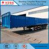 2/3 Axle Heavy Duty Side Wall/Side Board/Drop Side/Fence/Stake Utility Cargo Truck Semi Trailer with Container Lock